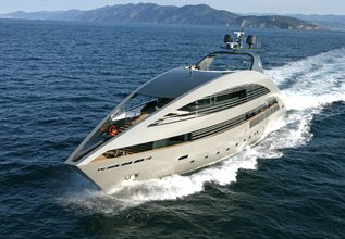 Ocean Pearl Charter Yacht at Antigua Charter Show 2015