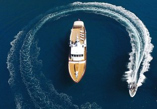 Heavenly Daze Charter Yacht at MYBA Charter Show 2018