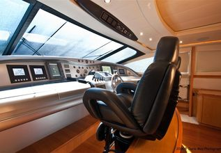 Off The Grid Charter Yacht at Miami Yacht & Brokerage Show 2015