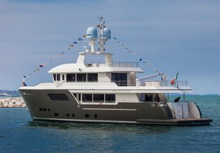 Acala Charter Yacht at Miami Yacht Show 2020