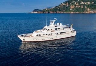 Cornelia Charter Yacht at Montenegro Yacht Show 2015