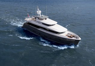 Bijoux Charter Yacht at Palma Superyacht Show 2018