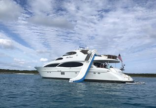 Bella Contessa Charter Yacht at Fort Lauderdale Boat Show 2015