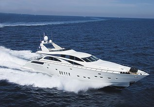 Skiant Charter Yacht at Cannes Yachting Festival 2015