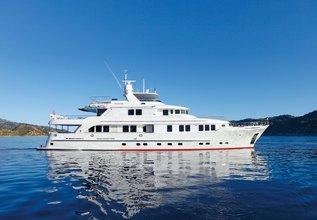Metsuyan IV Charter Yacht at MYBA Charter Show 2013