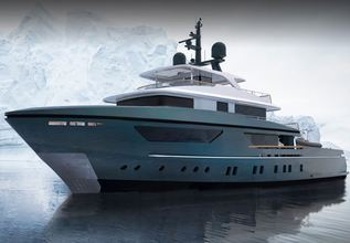 Amo Charter Yacht at Monaco Yacht Show 2018