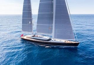 Q Charter Yacht at Palma Superyacht Show 2015