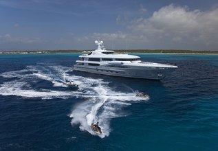 Ventum Maris Charter Yacht at Monaco Yacht Show 2017