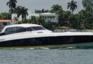 Sea Star Charter Yacht at Miami Yacht Show 2019