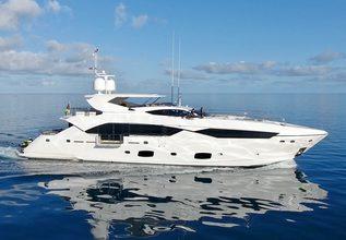 Settlement Charter Yacht at Australian Superyacht Rendezvous 2018