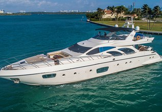 Intervention Charter Yacht at Yachts Miami Beach 2016