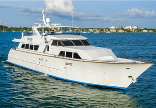 Center Ring Charter Yacht at Fort Lauderdale International Boat Show (FLIBS) 2020- Attending Yachts