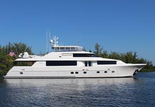 Seaquinn Charter Yacht at Fort Lauderdale Boat Show 2019 (FLIBS)