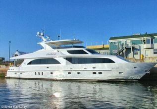 Catera Charter Yacht at Miami Yacht Show 2020