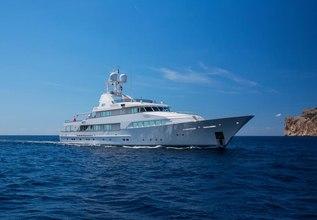 MQ2 Charter Yacht at Monaco Yacht Show 2018