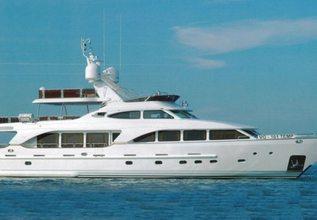 Rutli E Charter Yacht at Miami Yacht Show 2020