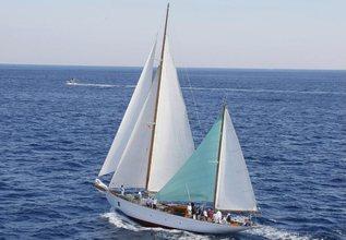 Milena Charter Yacht at MIPIM 2014