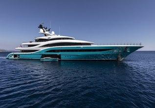 Go Charter Yacht at Monaco Yacht Show 2018