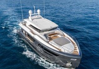 Nea Moni V Charter Yacht at Monaco Yacht Show 2019