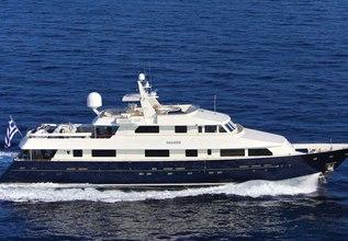 Magix Charter Yacht at Mediterranean Yacht Show 2017