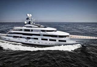 DreAMBoat Charter Yacht at Monaco Yacht Show 2019