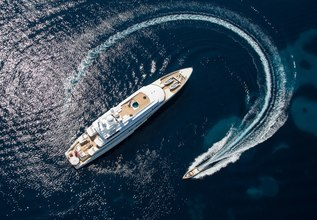 Coral Ocean Charter Yacht at Antigua Charter Yacht Show 2016