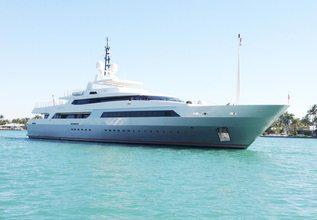 Vicky Charter Yacht at Monaco Grand Prix Yacht Charter