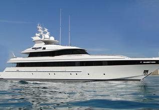 Excellence Charter Yacht at Miami Yacht Show 2020
