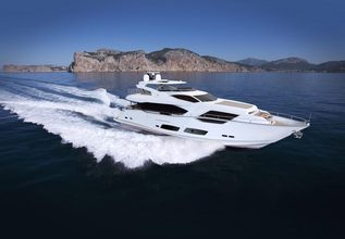 Energetic Charter Yacht at Monaco Yacht Show 2017