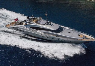 Eight Charter Yacht at Cannes Yachting Festival 2017