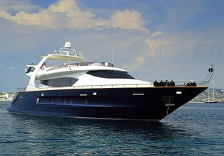 Mabruk II Charter Yacht at MIPIM 2014