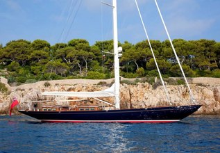 Atalante I Charter Yacht at The Superyacht Cup Palma 2014