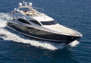 Biancino Charter Yacht at Cannes Yachting Festival 2014