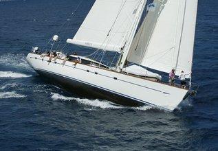 Sarita of Iken Charter Yacht at MYBA Charter Show 2013