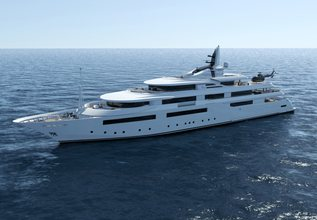Chopi Chopi Charter Yacht at Monaco Yacht Show 2014