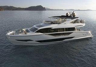Quid Nunc Charter Yacht at Palma Superyacht Show 2021