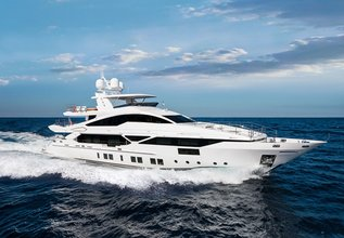 Legasea Charter Yacht at Fort Lauderdale Boat Show 2015