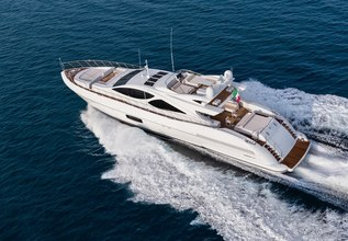 Axtana Charter Yacht at Cannes Yachting Festival 2014
