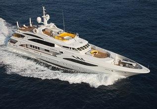 Platinum Charter Yacht at Monaco Yacht Show 2013