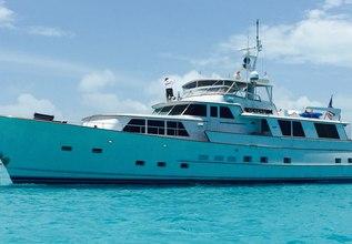 Seafari Charter Yacht at Newport Charter Yacht Show 2016