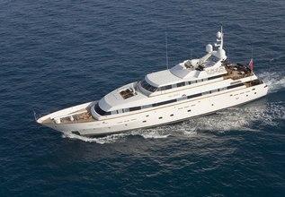 Sea Dream Charter Yacht at Monaco Yacht Show 2015