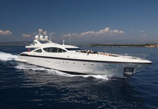 Rush Charter Yacht at Cannes Yachting Festival 2018