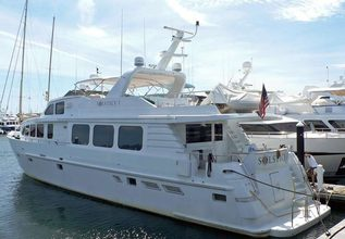 Declassified Charter Yacht at Fort Lauderdale Boat Show 2016