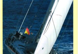 Joy II Charter Yacht at Palma Superyacht Show 2015