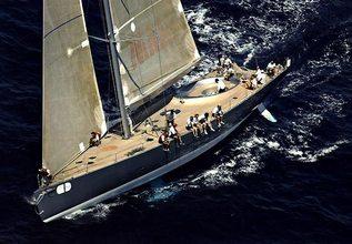 Virtuelle Charter Yacht at Les Voiles de Saint-Tropez 2013