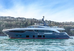 Restless Charter Yacht at Cannes Yachting Festival 2019