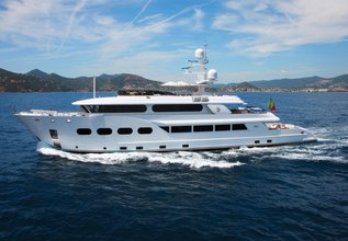 Baron Trenck Charter Yacht at SeaYou Yacht Sales & Charter Days 2019
