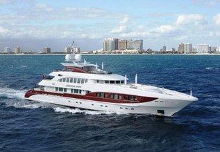 Estel Charter Yacht at Monaco Yacht Show 2017