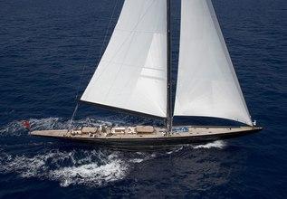 Lionheart Charter Yacht at America's Cup Superyacht Regatta 2017