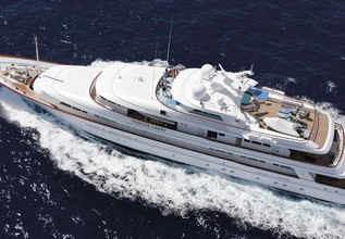 New Hampshire Charter Yacht at The Superyacht Show 2019
